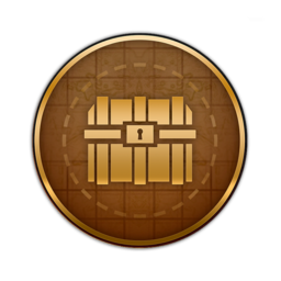 Lost Treasures Badge