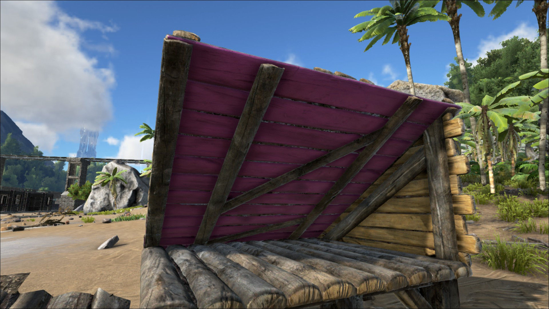 Wooden Ramp - Official ARK: Survival Evolved Wiki