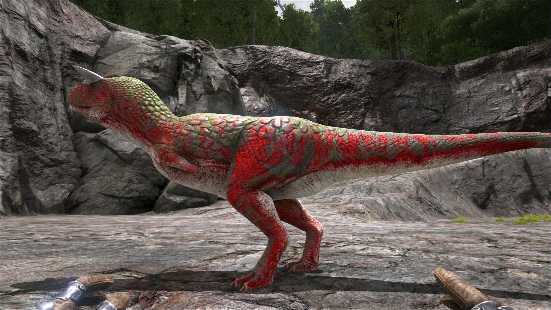 Carnotaurus Official Ark Survival Evolved Wiki