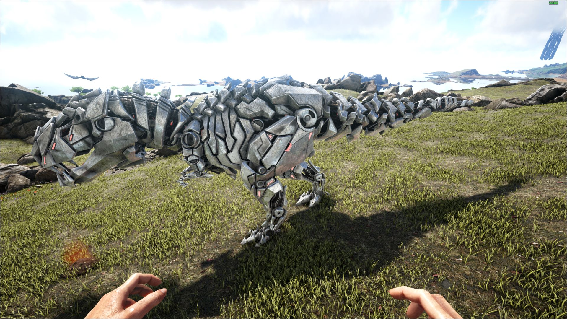 Rex Bionic Costume - Official ARK: Survival Evolved Wiki