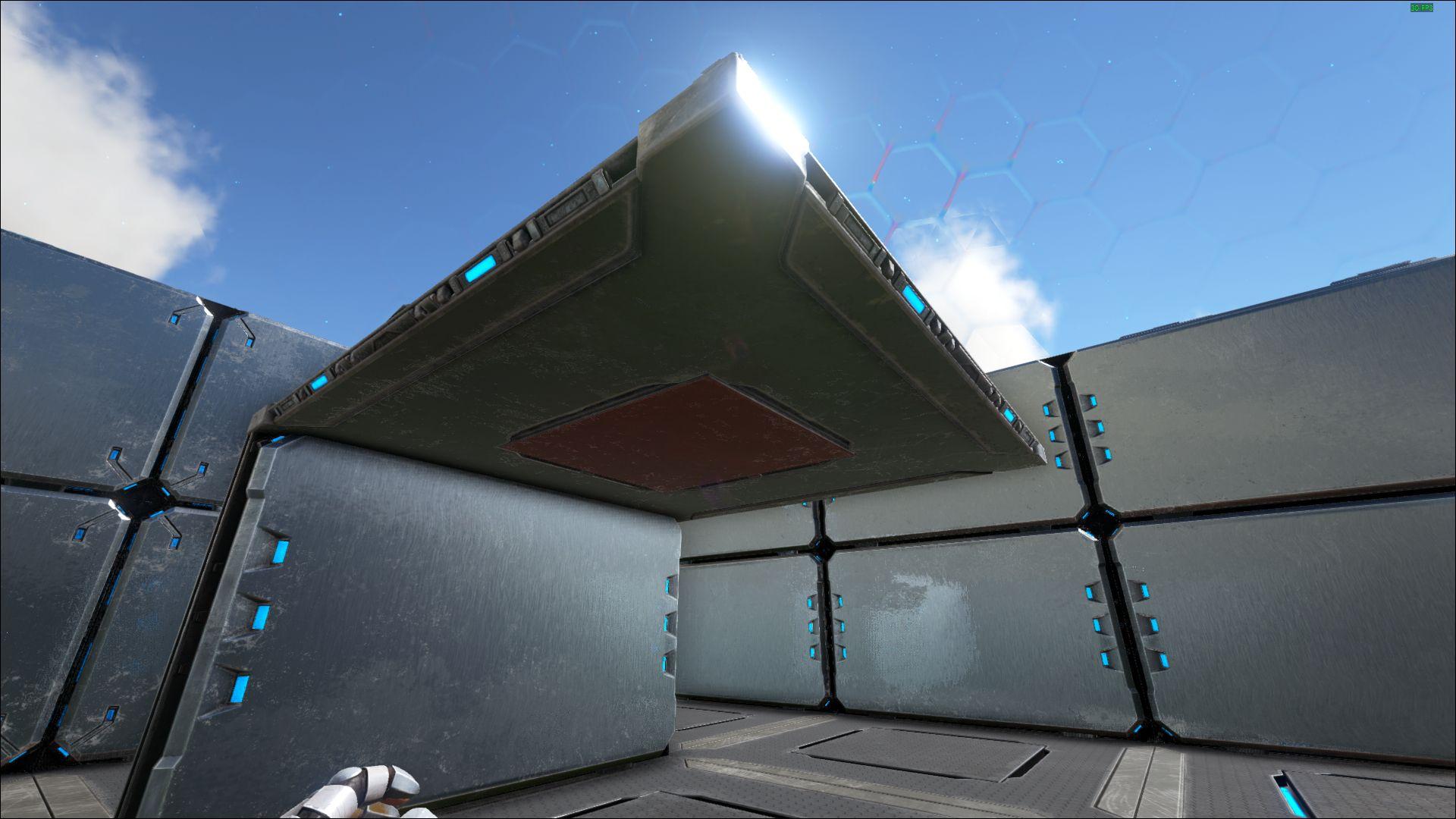 Tek Ceiling Official Ark Survival Evolved Wiki