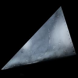 Sloped Metal Wall Left - Official ARK: Survival Evolved Wiki