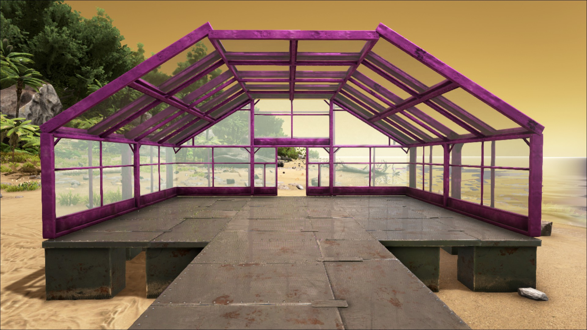 Greenhouse Doorframe - Official ARK: Survival Evolved Wiki on