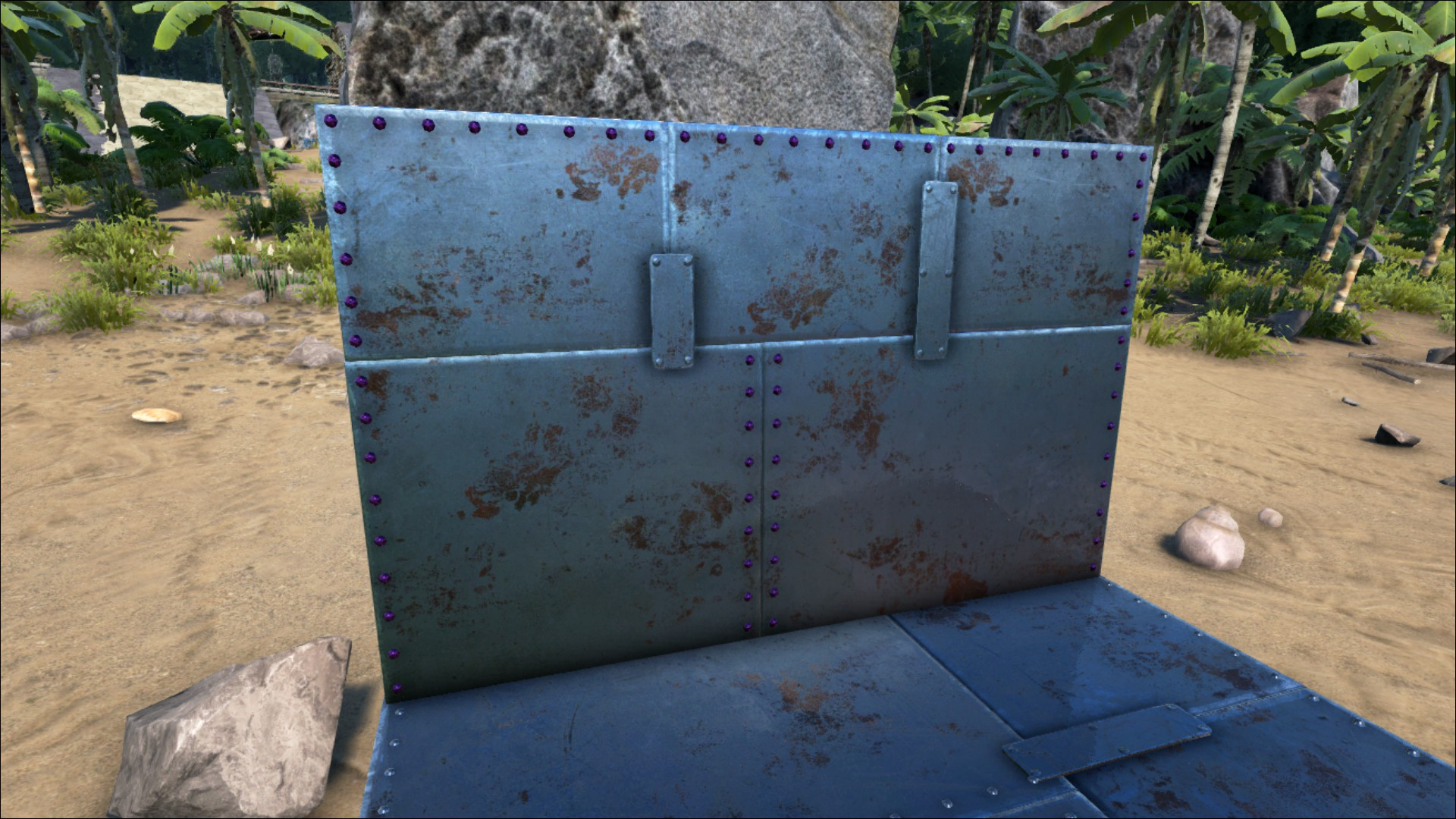 Metal Wall Official Ark Survival Evolved Wiki