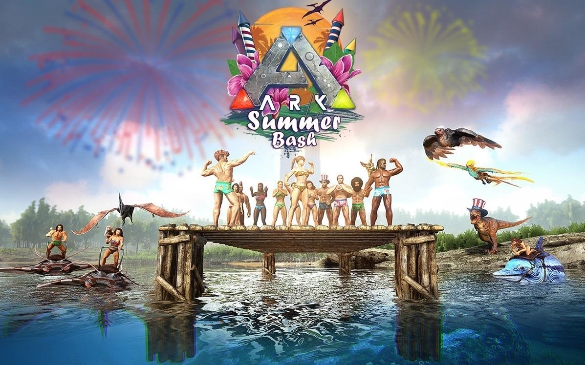 Summer Bash 2019 - Official ARK: Survival Evolved Wiki