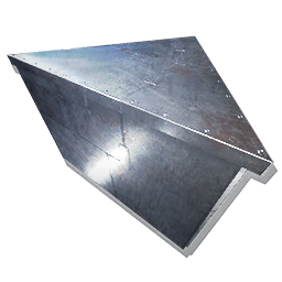 Metal Triangle Foundation - Official ARK: Survival Evolved Wiki