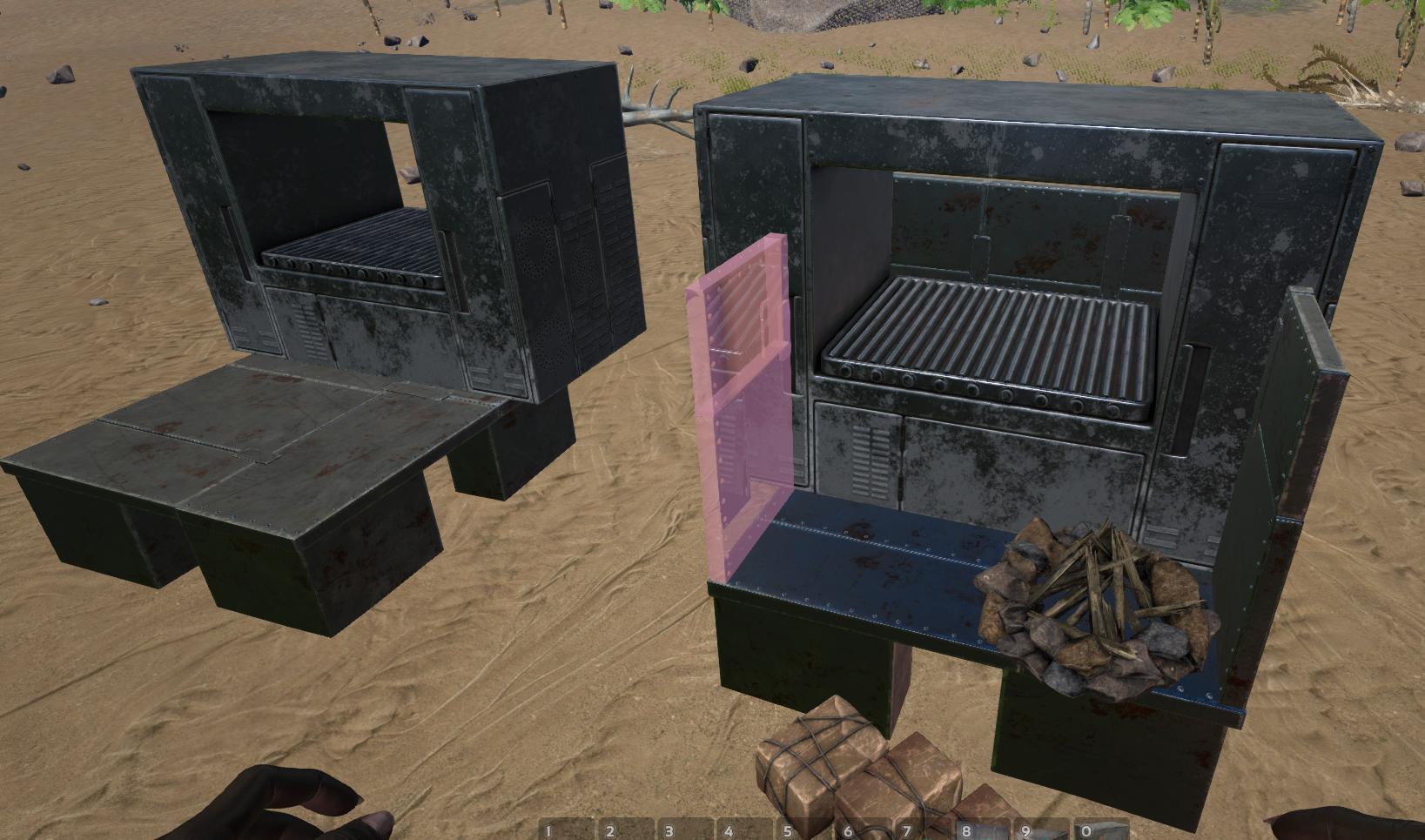 Industrial Grill - Official ARK: Survival Evolved Wiki