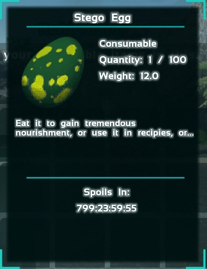 Spoilage Official Ark Survival Evolved Wiki