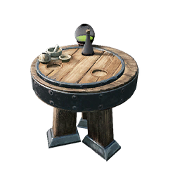 Astounding Alchemy Table Primitive Plus Official Ark Survival Gmtry Best Dining Table And Chair Ideas Images Gmtryco