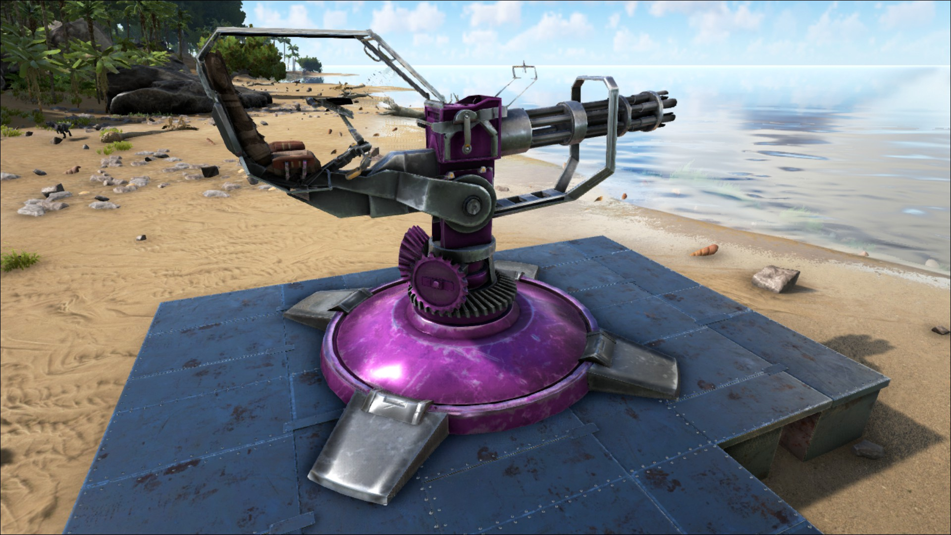 ark heavy turret ammo