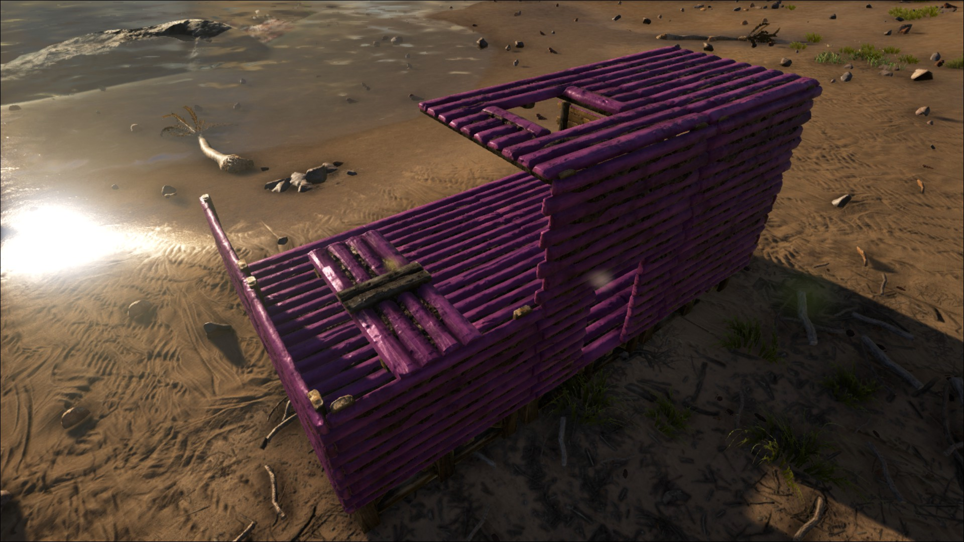 Wooden Wall Official Ark Survival Evolved Wiki