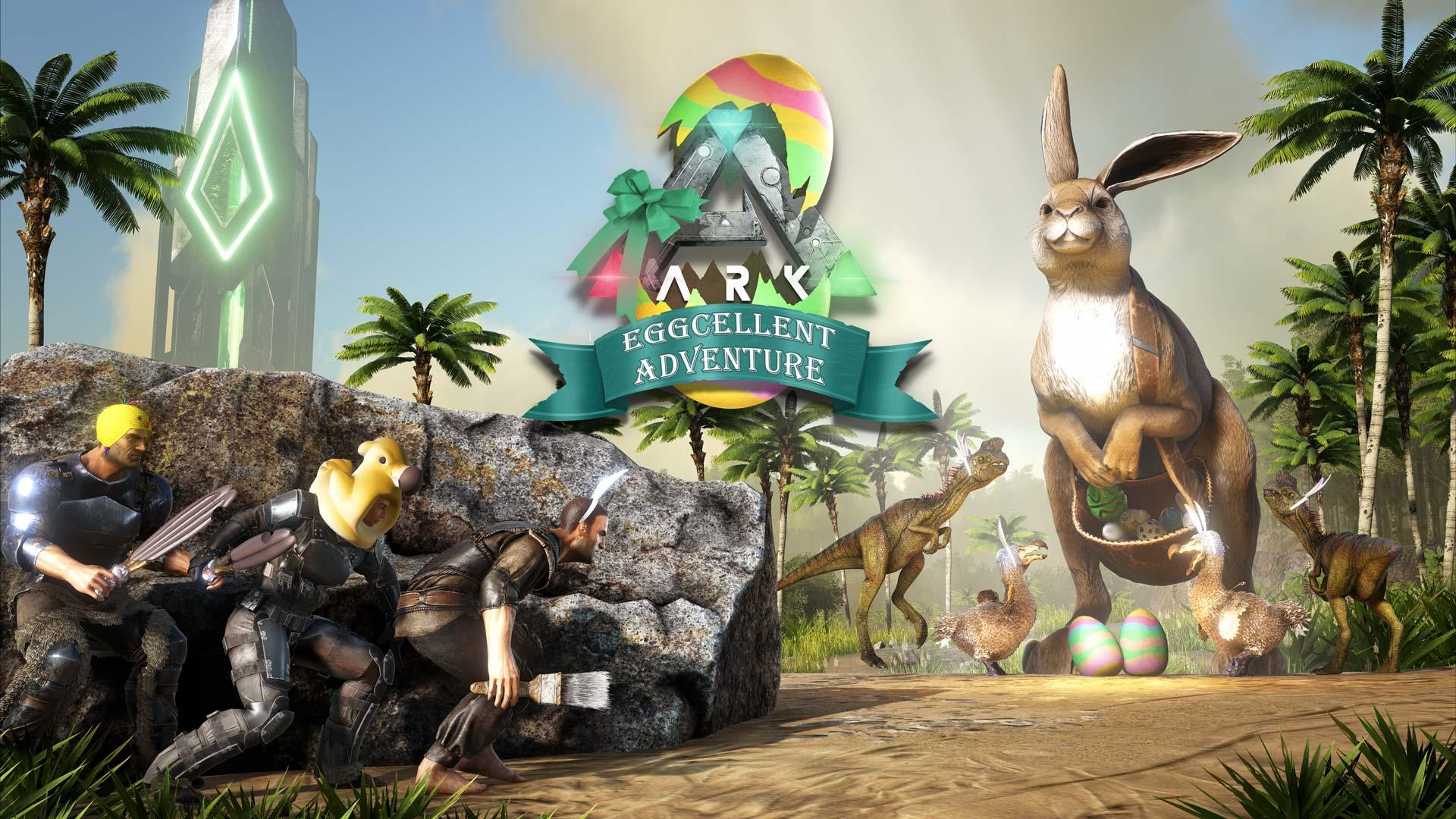 ARK: Eggcellent Adventure 4 - Official ARK: Survival Evolved