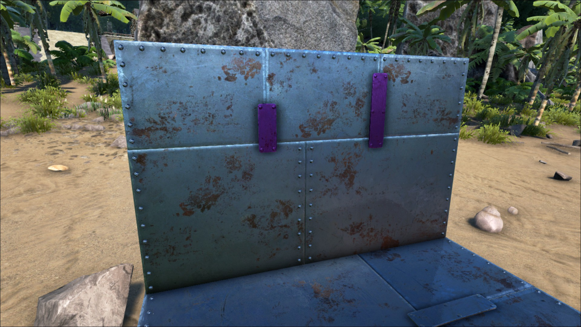 Metal Wall - Official ARK: Survival Evolved Wiki