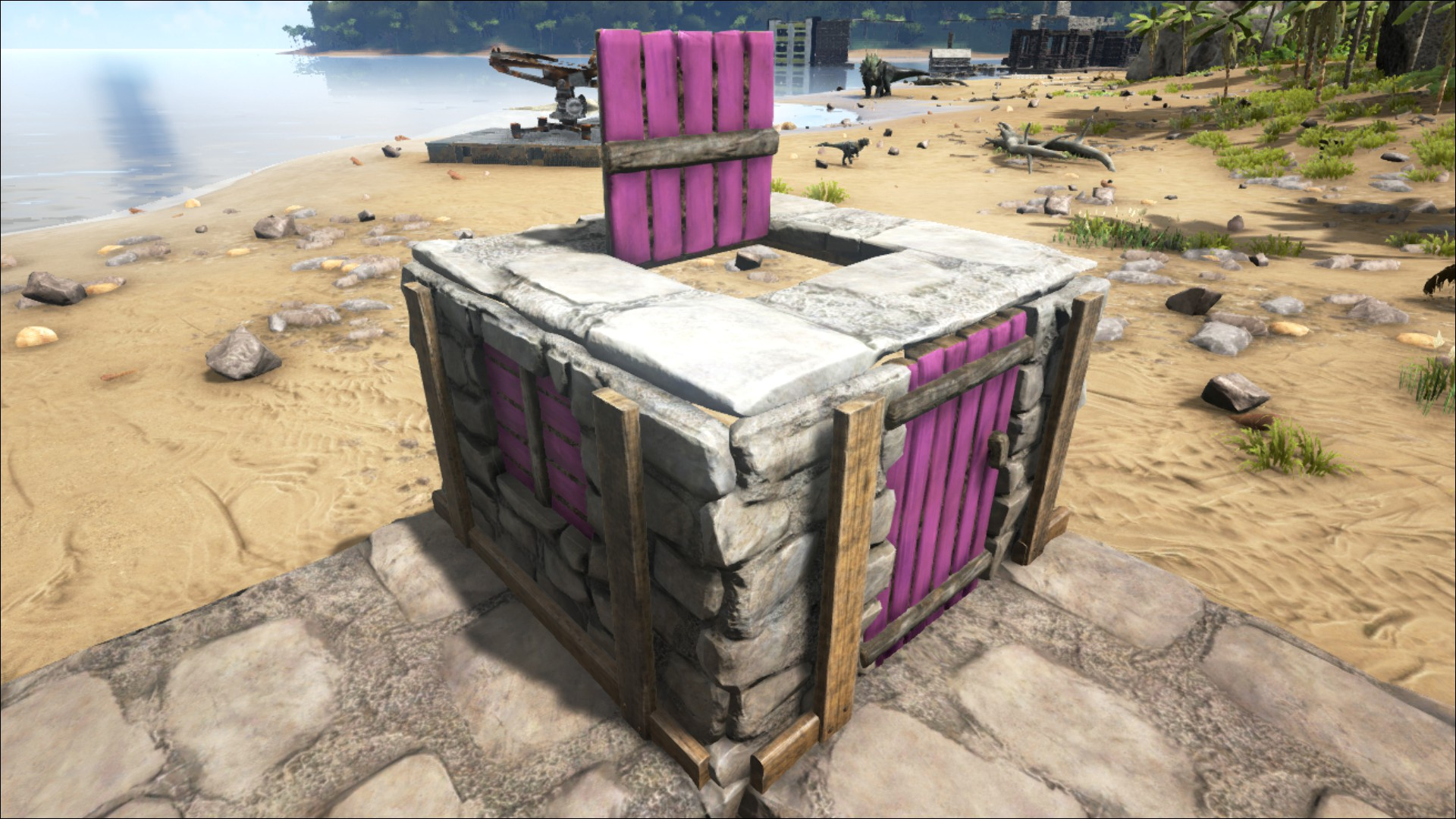Wooden Window Official Ark Survival Evolved Wiki