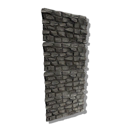 Large Stone Wall Official Ark Survival Evolved Wiki