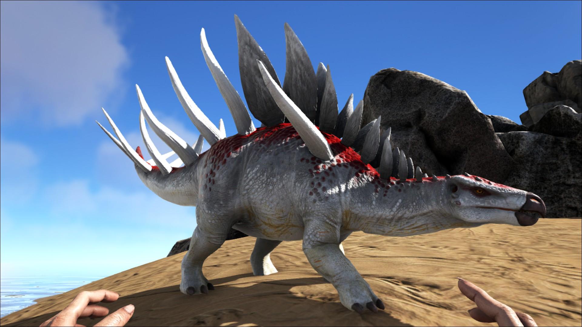 Kentrosaurus - Official ARK: Survival Evolved Wiki