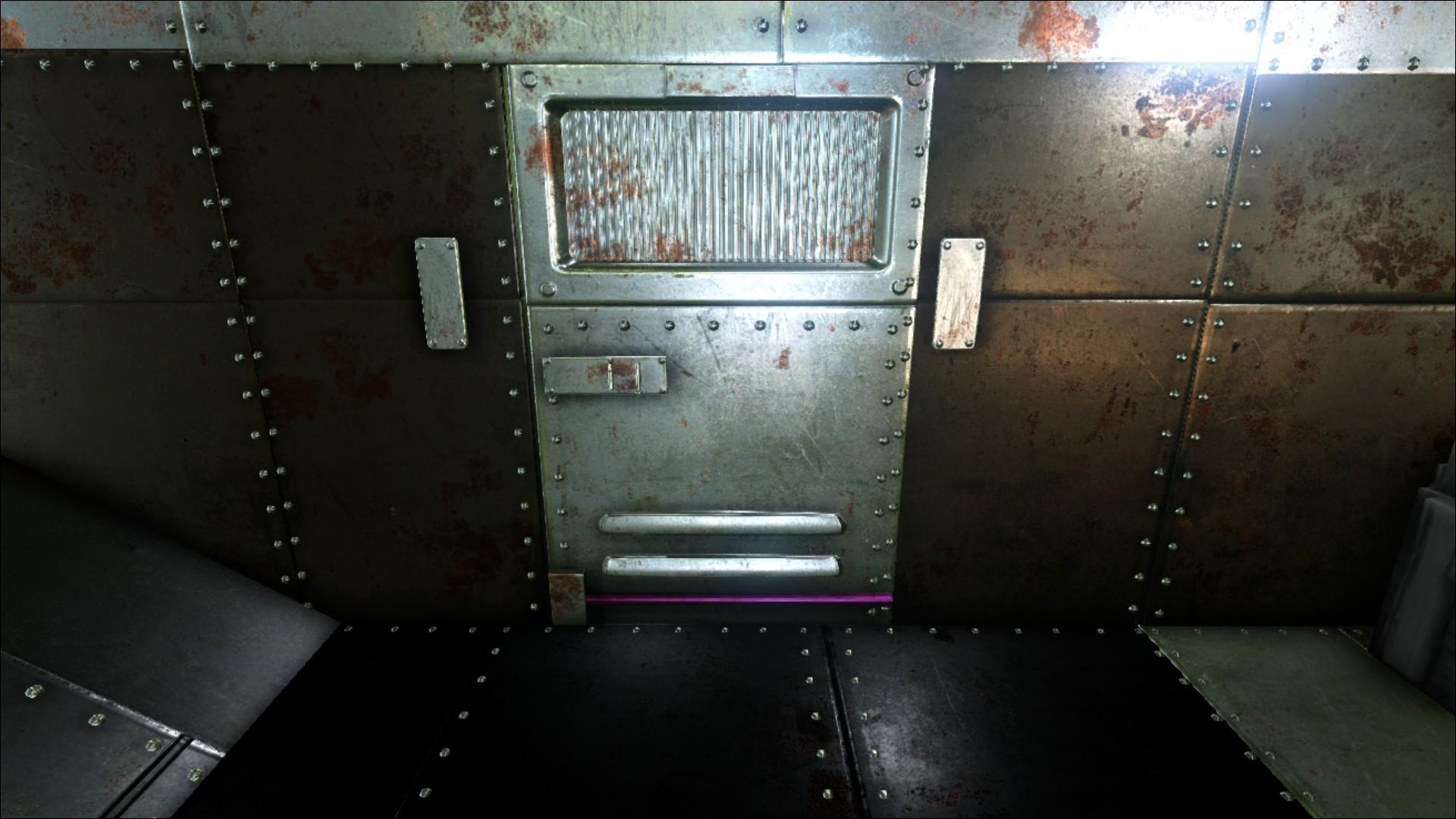 Metal Door Official Ark Survival Evolved Wiki