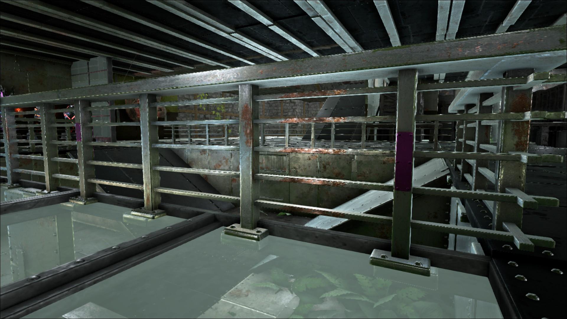 Metal Railing - Official ARK: Survival Evolved Wiki