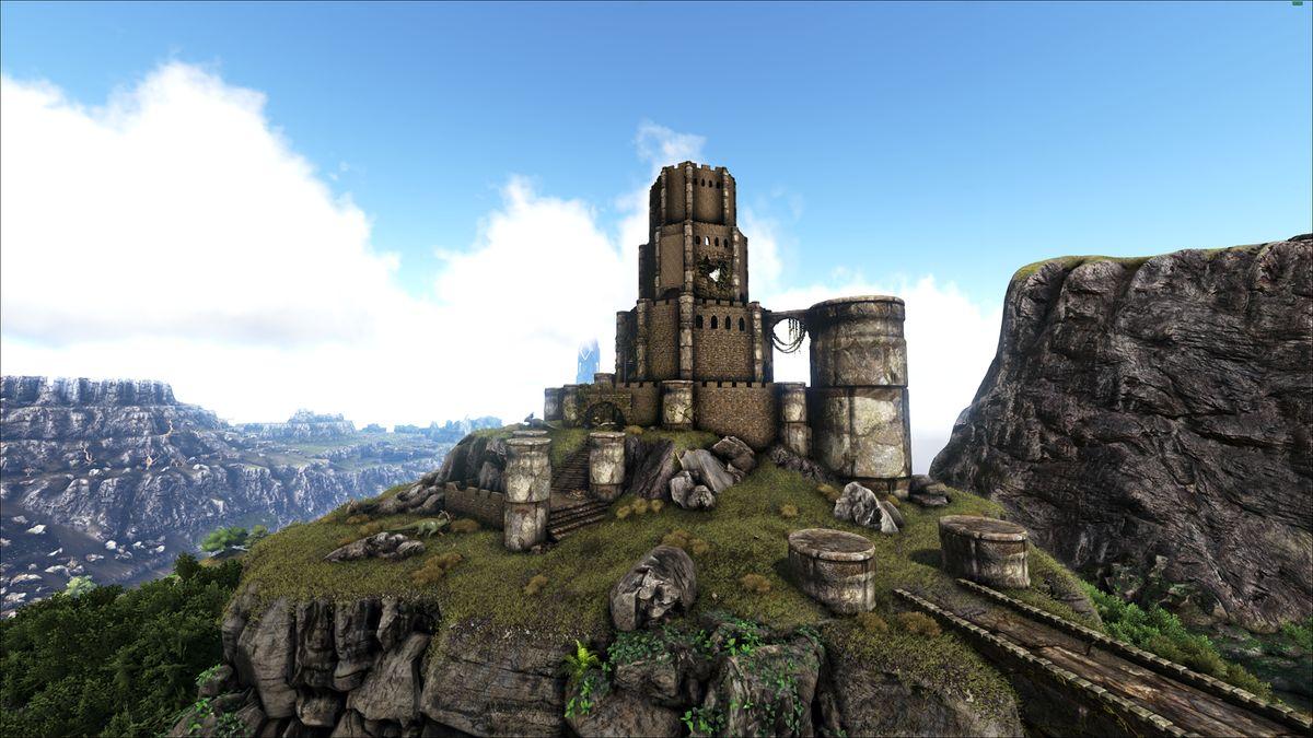 Castle of the Swamp (Ragnarok) - Official ARK: Survival