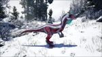 Mod ARK Additions Cryolophosaurus PaintRegion0.jpg