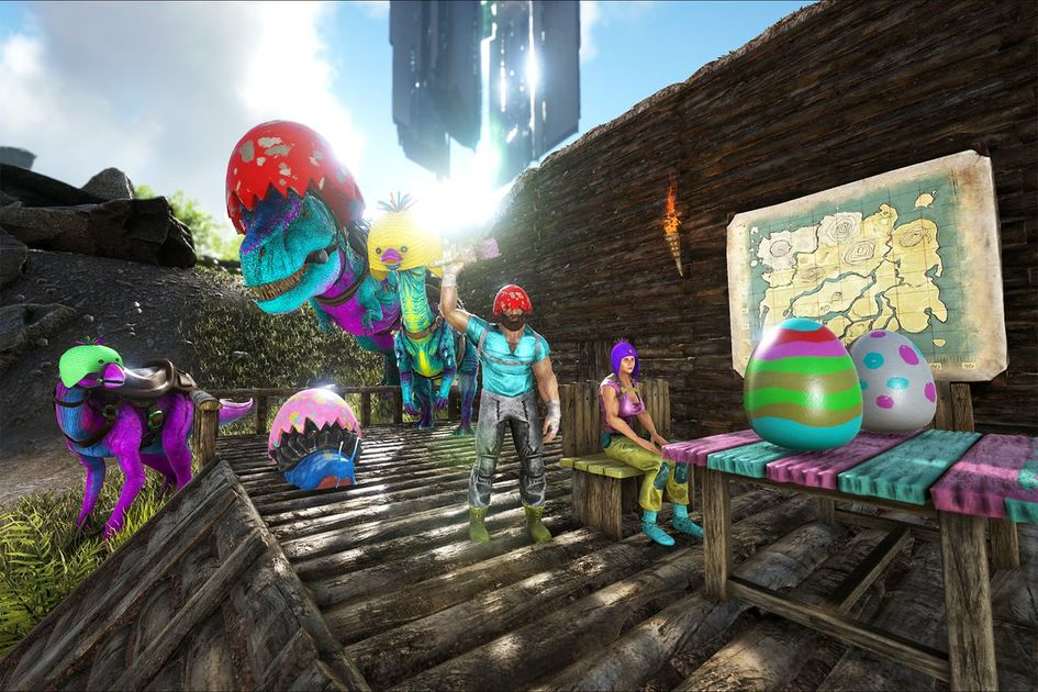 ARK: Eggcellent Adventure 3 - Official ARK: Survival Evolved