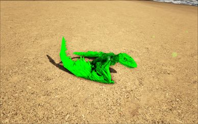 Mod Ark Eternal Elemental Poison Dimorphodon Image.jpg