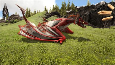 Mod:Primal Fear Alpha Poison Wyvern - Official ARK: Survival