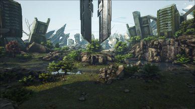 Obelisk Park (Extinction) - Official ARK: Survival Evolved Wiki