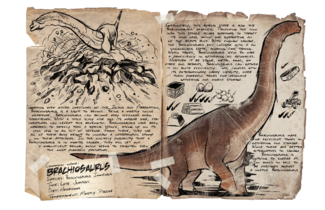 Mod ARK Additions Dossier Brachiosaurus.png