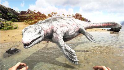 Alpha Mosasaur Official Ark Survival Evolved Wiki