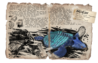 Mod ARK Additions Dossier Archelon.png