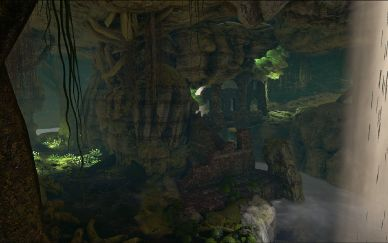 Upper South Cave - Official ARK: Survival Evolved Wiki