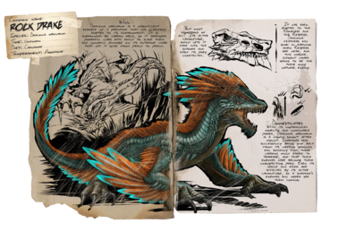 Rock Drake - Official ARK: Survival Evolved Wiki
