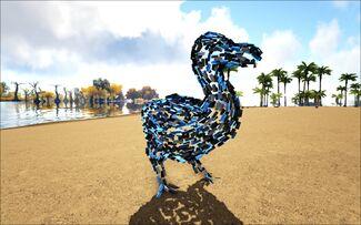 Mod Ark Eternal The Unknown Dodo Blue Image.jpg