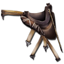 Rock Golem Saddle (Scorched Earth).png