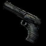 Pistola fabbricata