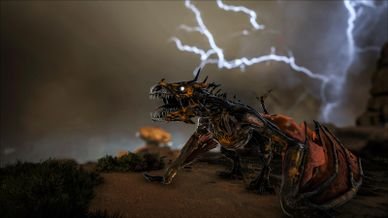 Zombie Wyvern - Official ARK: Survival Evolved Wiki