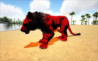 Mod Ark Eternal Elemental Fire Tiger Image.jpg