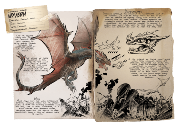 Wyvern - Official ARK: Survival Evolved Wiki