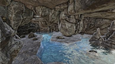 WhiteDove Falls Cave (Ragnarok) - Official ARK: Survival Evolved Wiki