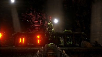 Jungle Dungeon (Ragnarok) - Official ARK: Survival Evolved Wiki
