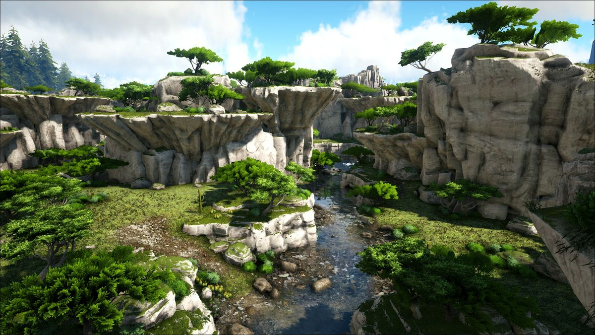 City Of Grand Island >> The Paradise (Valguero) - Official ARK: Survival Evolved Wiki