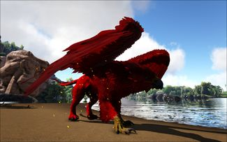 Mod Ark Eternal Eternal Alpha Griffin Image.jpg