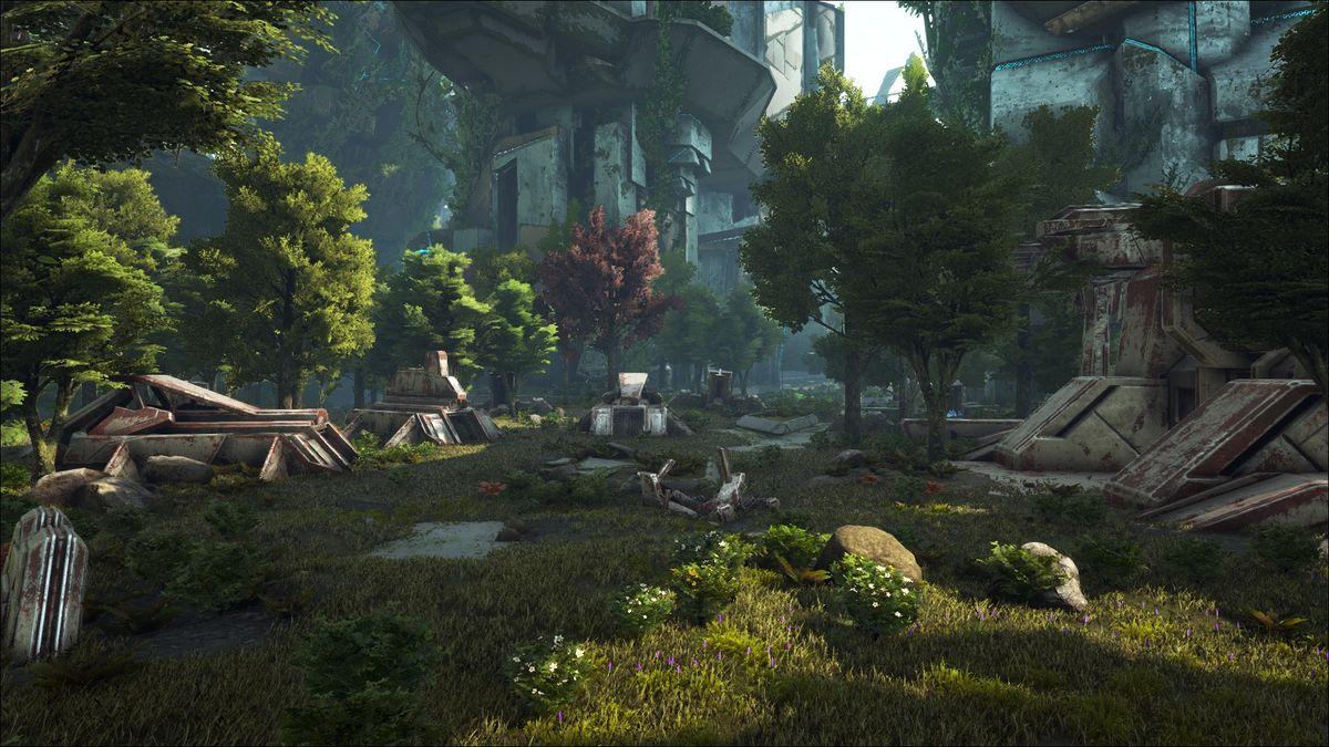 Camp Omega Extinction Official Ark Survival Evolved Wiki