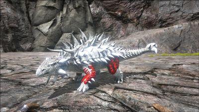 Ankylosaurus - Official ARK: Survival Evolved Wiki