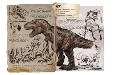 Rex - Official ARK: Survival Evolved Wiki
