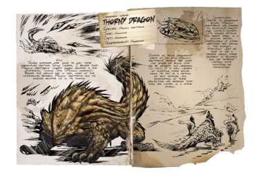 Thorny Dragon - Official ARK: Survival Evolved Wiki