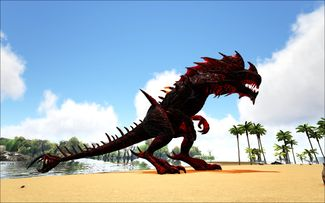 Mod Ark Eternal Elemental Fire Reaper Queen Image.jpg