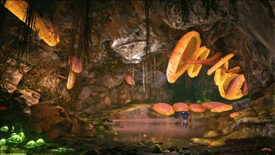 75c7609be513 Swamp Cave - Official ARK  Survival Evolved Wiki