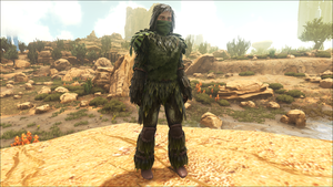 Ark Wiki Official Armor Ghillie Evolved Survival q1APnxEB